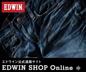 EDWIN SHOP Online 300×250