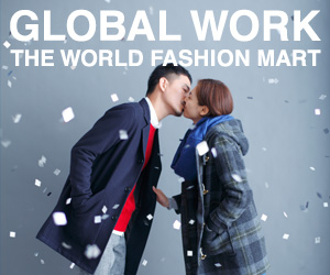 GLOBAL WORK THE WORLD FASHION MART 300×250