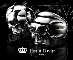 Justin Davis スカルリング 300×250